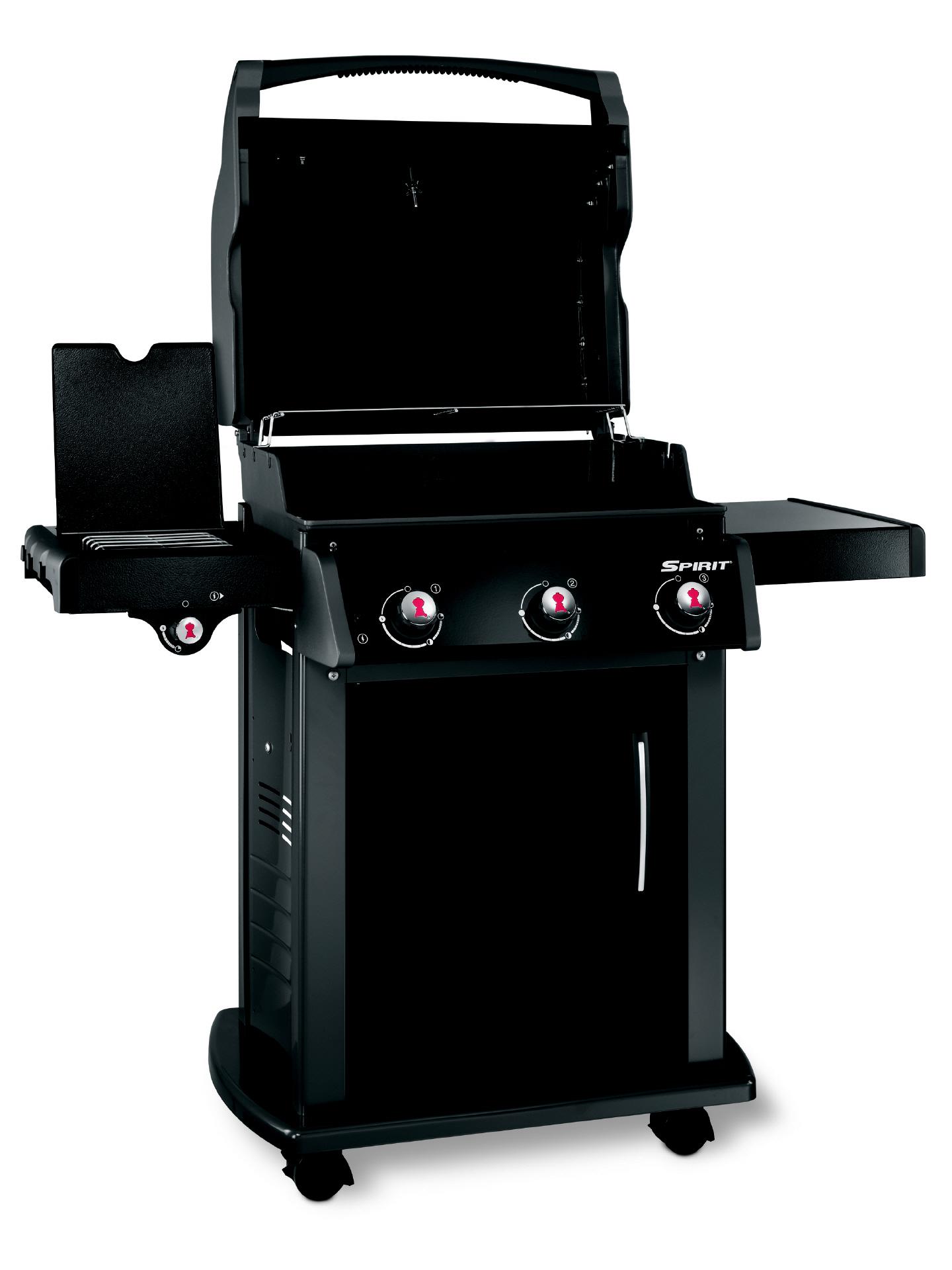 weber spirit e 320 original gbs black. Black Bedroom Furniture Sets. Home Design Ideas