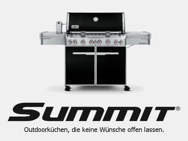 weber summit e-670 manual