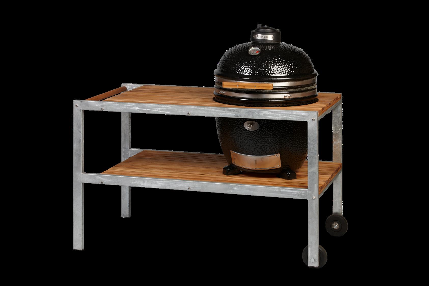 monolith grill exclusive schwarz. Black Bedroom Furniture Sets. Home Design Ideas