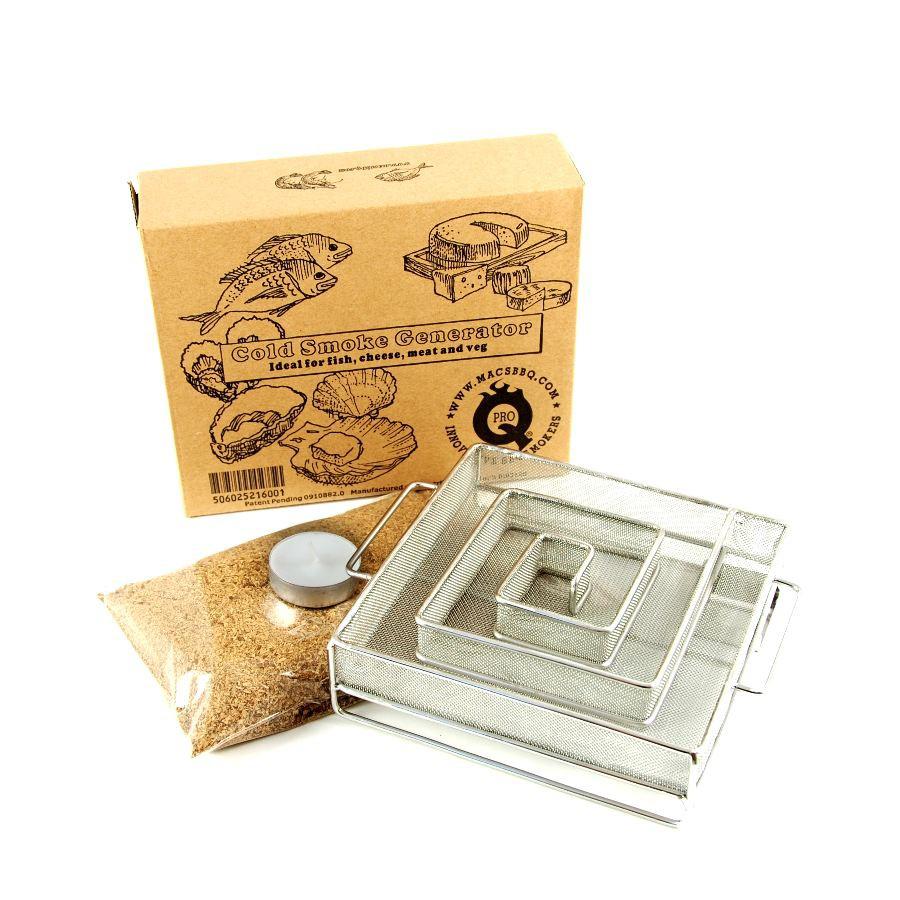 ProQ /® Kaltrauchgenerator Cold Smoke Generator