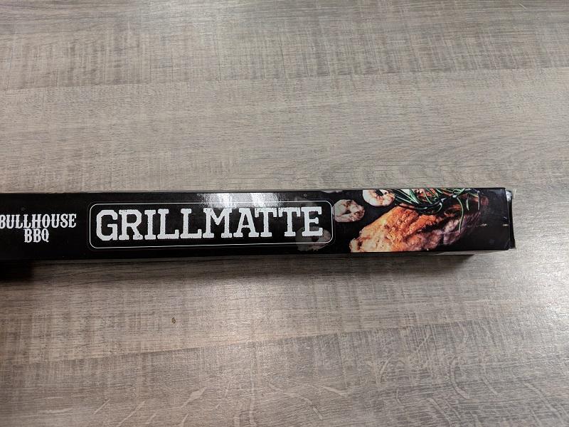 Grillmatte Für Gasgrill : Bullhouse silikon grillmatte grill